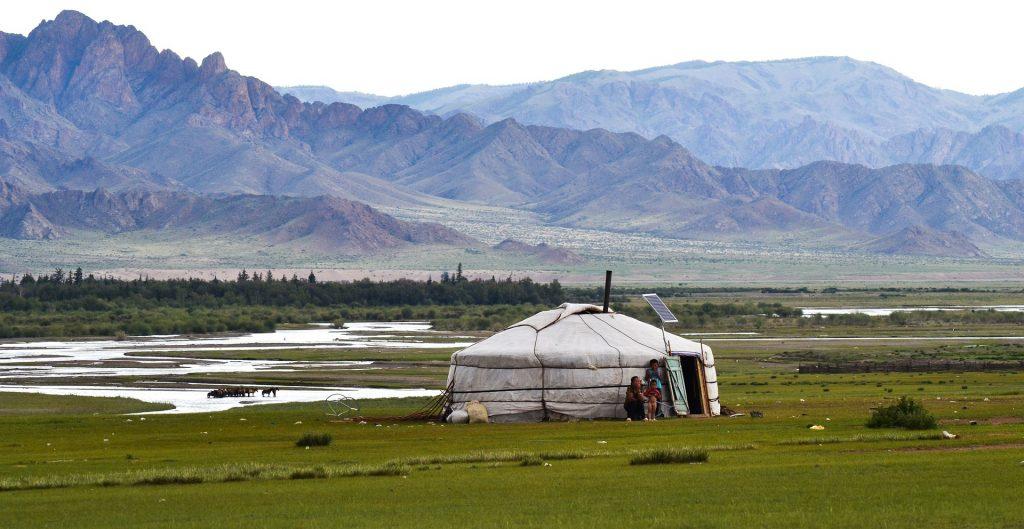 Connaissez tout sur la yourte mongole